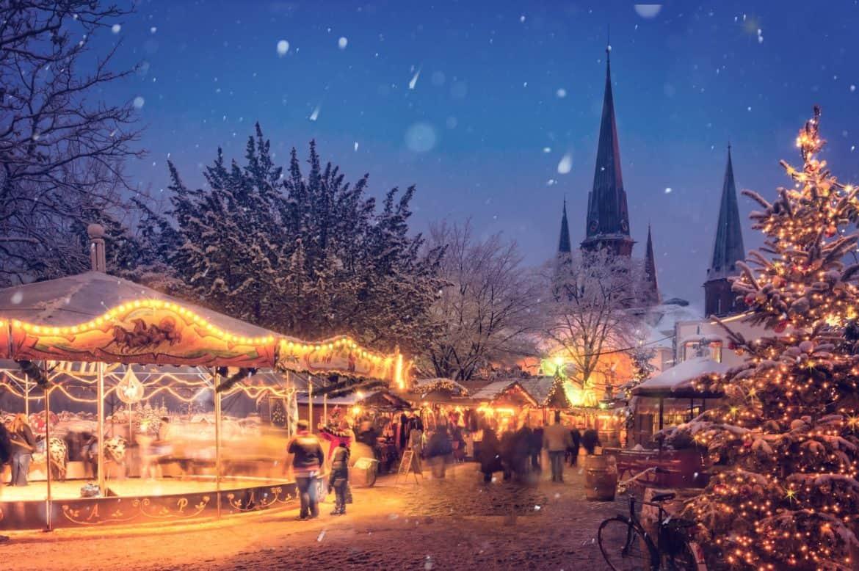 Die großen Weihnachtsmärkte in Thüringen im Überblick - t.akt Magazin