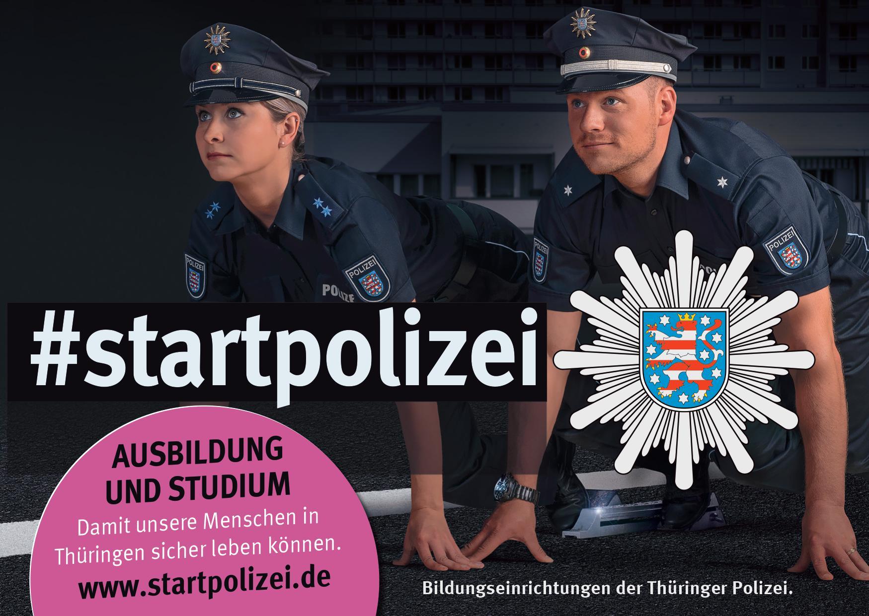 ᐅ Polizei Thuringen Bewerbung Einfach Richtig Bewerben